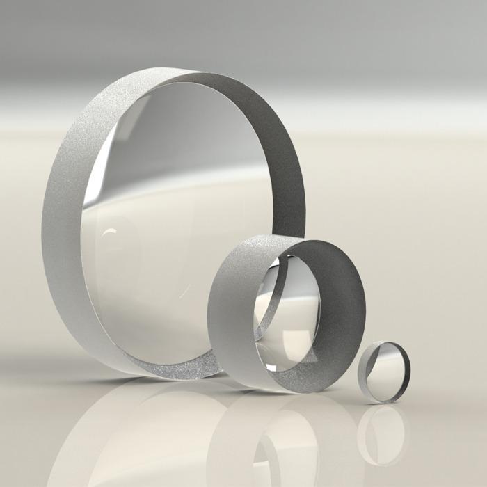 KL23-UV Grade Fused Silica Plano-Concave Lenses