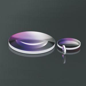 KL21-036-063 UV Grade Fused Silica Plano-Convex Lenses