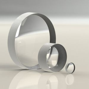 KL23-025-075 UV Grade Fused Silica Plano-Concave Lenses