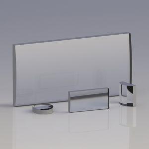 KL25-30x20-025 UV Grade Fused Silica Plano-Convex Cylindrical Lenses