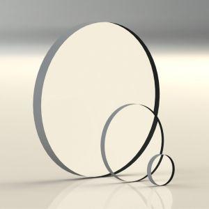 KW21-050 UV Grade Fused Silica Standard Windows