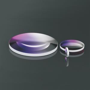 KL21-UV Grade Fused Silica Plano-Convex Lenses