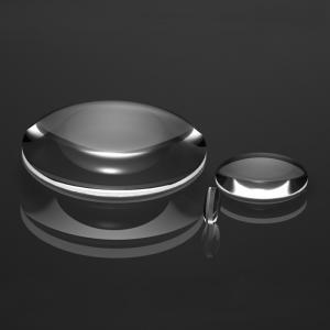 KL22-UV Grade Fused Silica Double-Convex Lenses