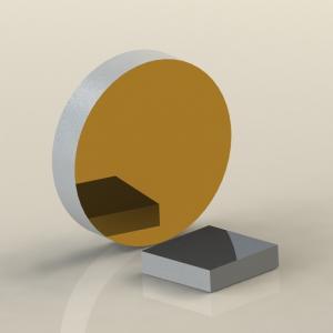 KM22-Fused Silica High Precision Mirror Substrates