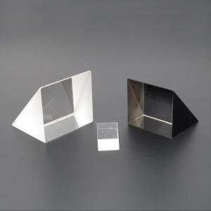 KP21-UV Grade Fused Silica Common Standard Right Angle Prisms