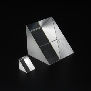 KP22-UV Grade Fused Silica High Standard Right Angle Prisms